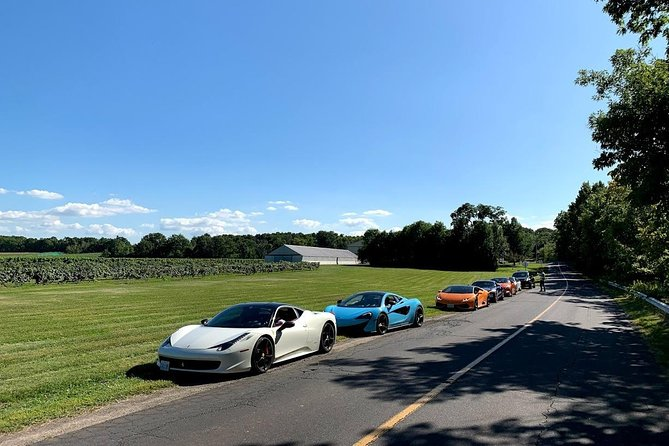 6 HR VIP Supercar Experience including Lunch photo 6