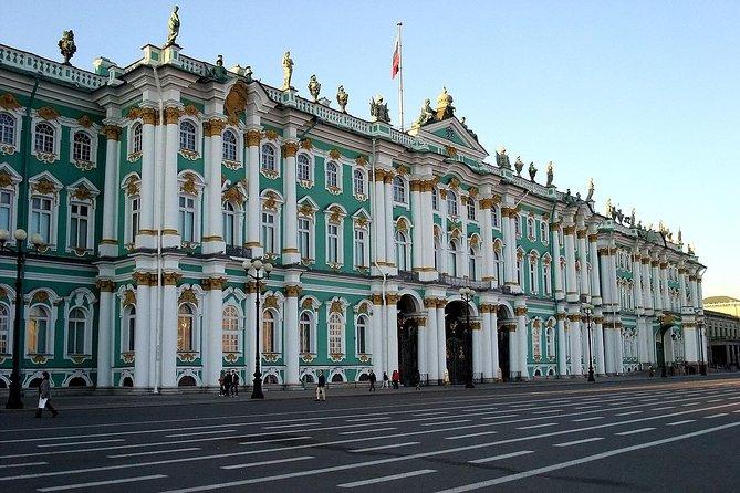 St. Petersburg Private Tour: Сity Tour + Tsarskoye Selo + Hermitage Museum