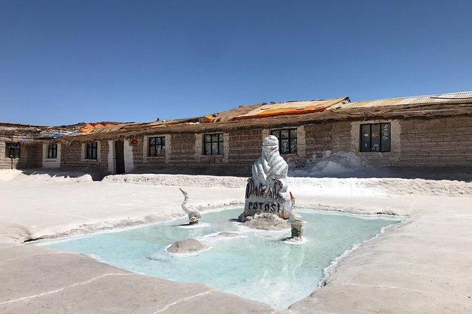Salar De Uyuni. 2 Days 1 Night. Lagunas Route. English Guide. Private Tour!!
