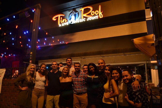 3-Hour Private Nashville Bar Tour with Drink Discounts