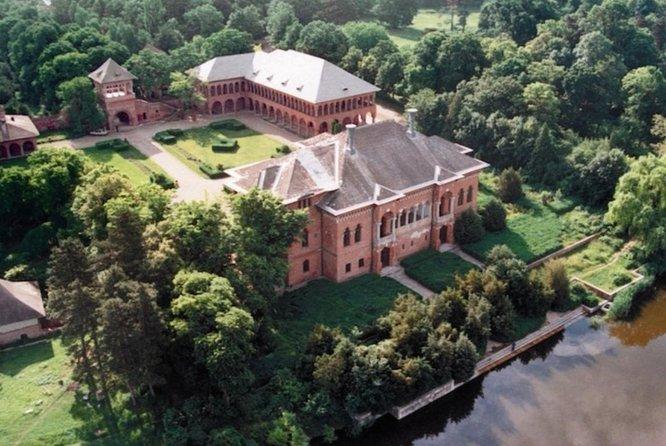 The beautiful surroundings of Bucharest: Mogoșoaia Palace & Snagov Monastery