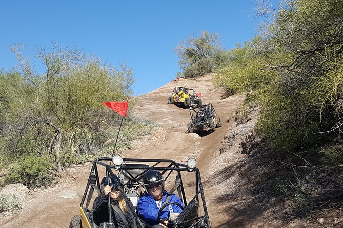 2-Person Guided U-Drive ATV Sand Buggy Tour