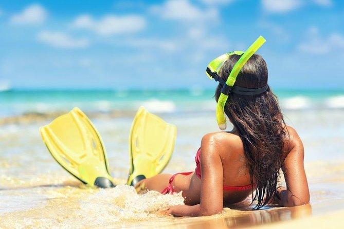 Paradise Taxi & Tours USVI- St. Thomas, Virgin Islands Coki Beach Tour