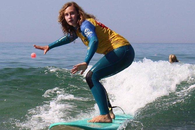 The Original Lisbon Surfing Experience