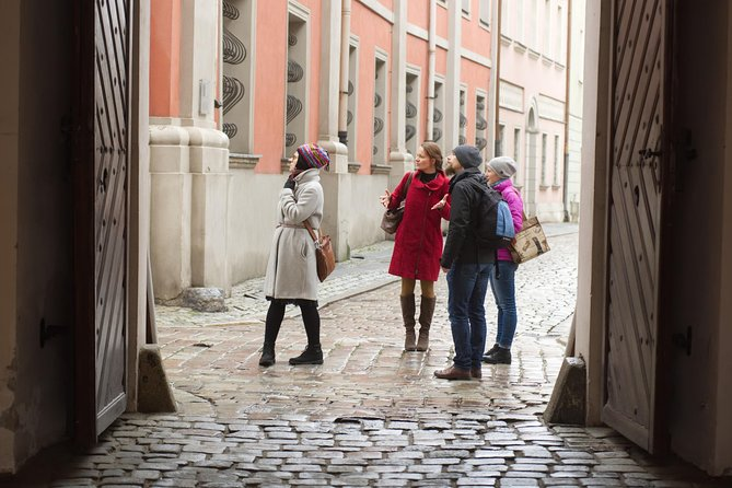 Discover Poznan: Walk, Take a tram and have a traditional snack