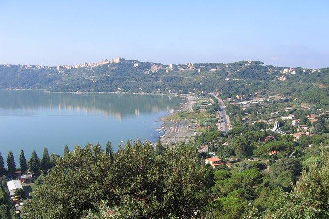 Castelli Romani: the Roman Countryside Private Tour