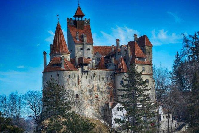 Transylvania Trip: from Budapesta to Bucharest, Private tour, 6 days