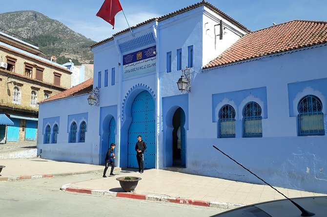 Full-Day Chefchaouen Private Tour from Fez