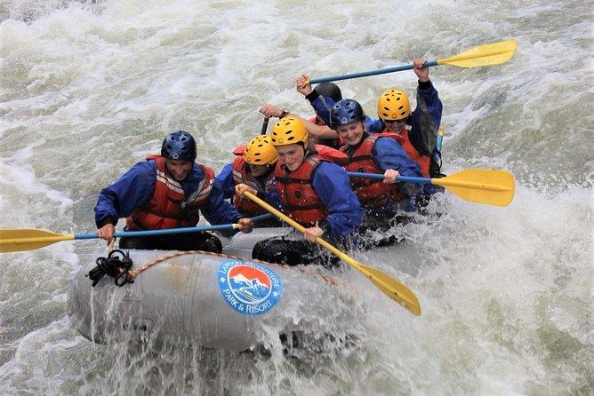 Int/Adv Clear Creek Rafting