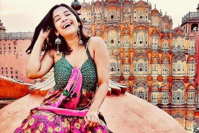 Jaipur Pinkcity Day Tour