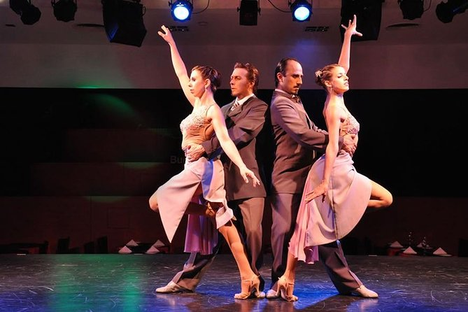 Tango show at Abasto Place at Catulo Tango