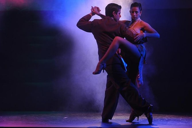 Tango Show and Dinner in Abasto with transfer