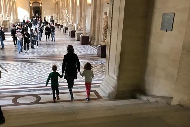 Louvre tour skip the line ticket + guide