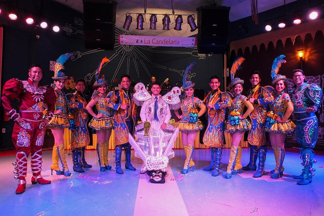 Skip the Line: Peruvian Regional Dances Ticket