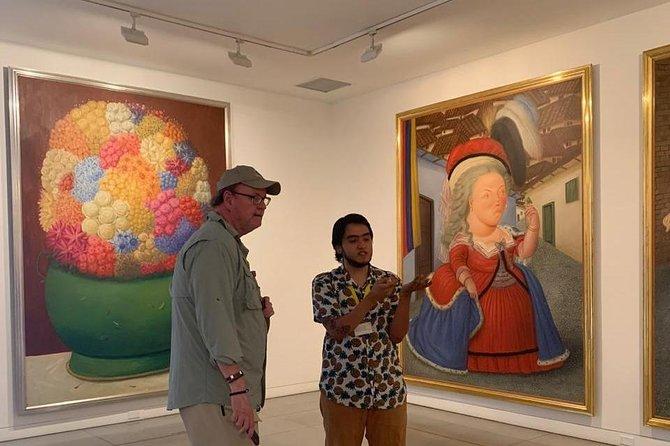 Skip the Line: Museum of Antioquia Admission Ticket