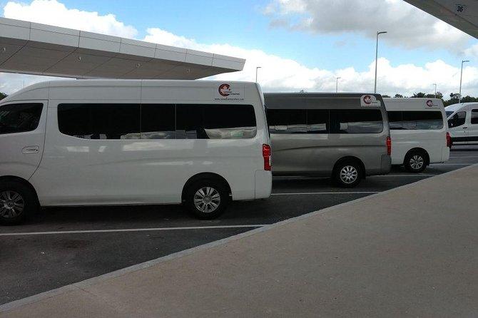 Airport Transfers to Akumal - Private van (ROUND TRIP) FLAT RATE