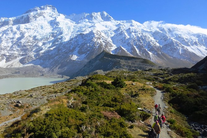 Christchurch⇆Mount Cook Special transfer plan