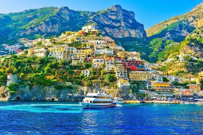 Grand Tour Amalfi Coast, Naples, Capri, Pompeii, Salerno, Paestum and Caserta