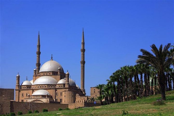 Day tour to islamic and christian cairo