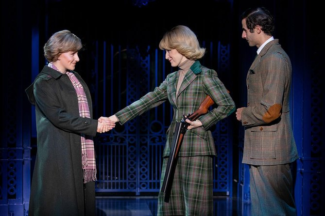 Diana: A True Musical Story on Broadway