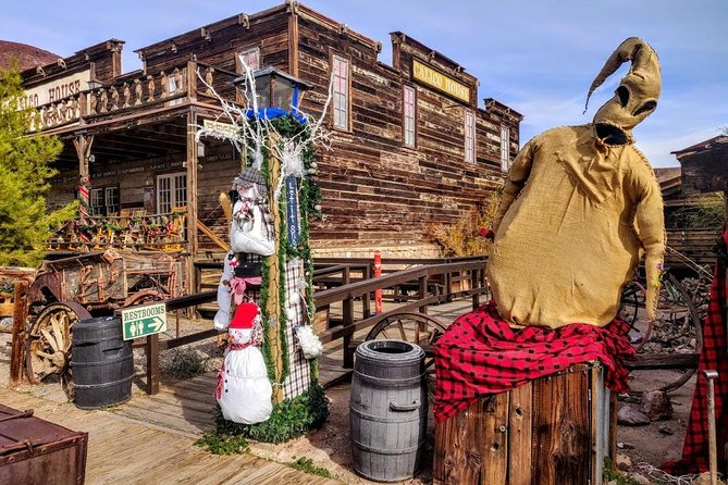 Calico Ghost Town Tour from Los Angeles