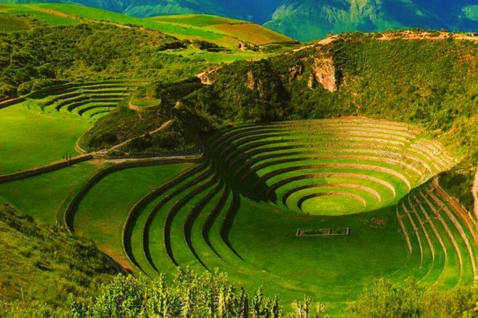 Sacred valley of the Inkas Premium Full Day Tour
