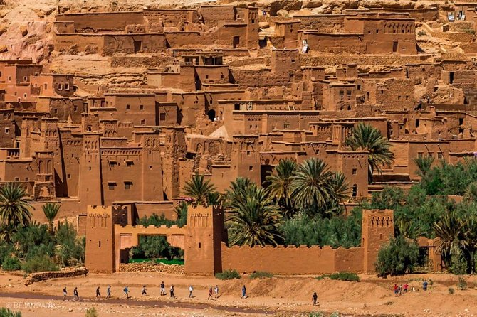 4 Days Tour from Tangier to Marrakech