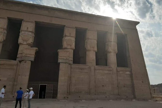 Day Tour to Dendara from Luxor