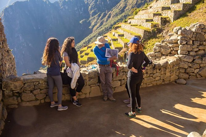 Sacred Valley and Machu Picchu Connection from Cusco
