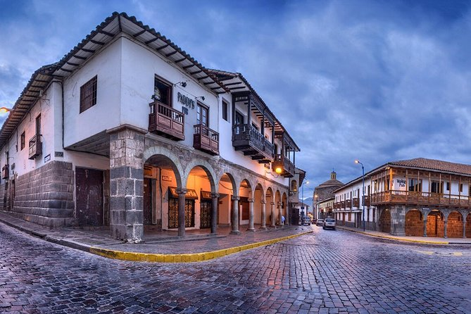 City Tour in Cusco Half Day