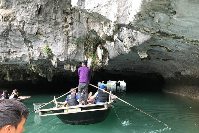 Halong bay Luxury one day tour from Tuan Chau island photo 3