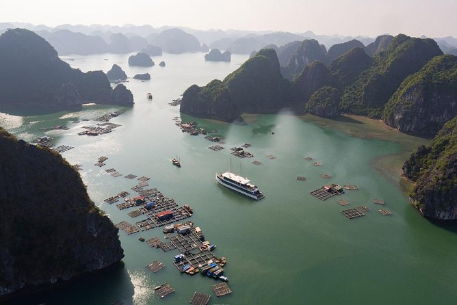 Halong bay Luxury one day tour from Tuan Chau island photo 15