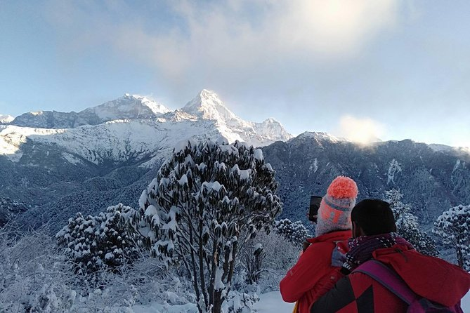 3-Day Poon Hill Private Trekking Tour in Annapurna