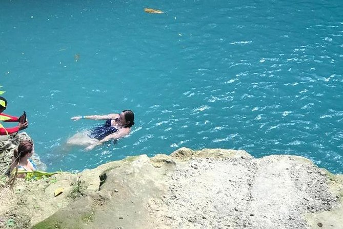 Blue Hole plus Shopping (from Montego Bay)