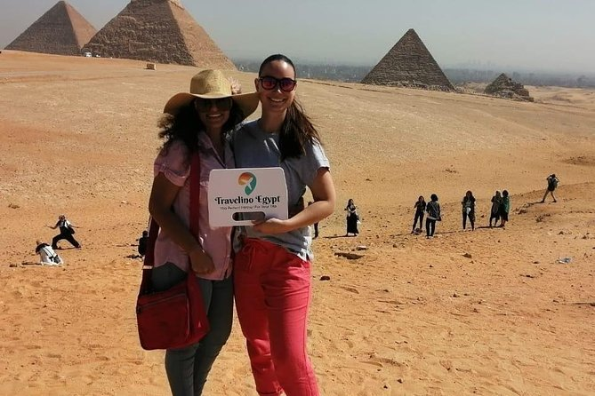 Layover tour From Cairo Airport to Pyramids