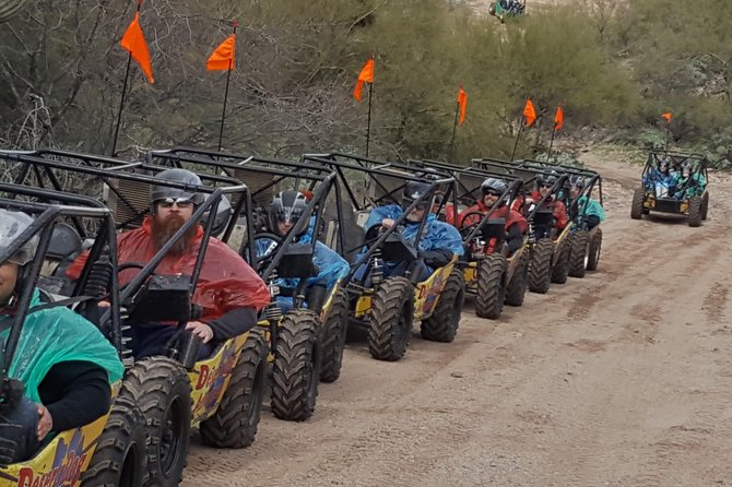 2 Person Guided U-Drive ATV Sand Buggy Tour Scottsdale/Phoenix photo 2