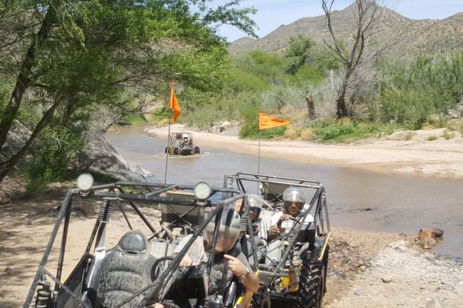 2 Person Guided U-Drive ATV Sand Buggy Tour Scottsdale/Phoenix photo 17