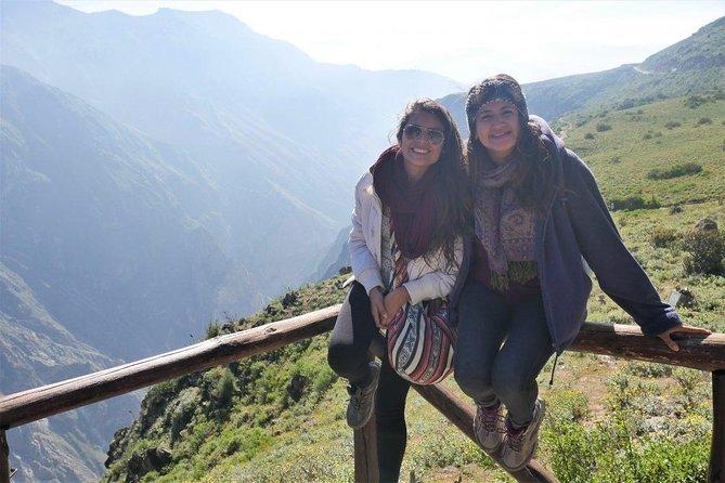 Colca Canyon 2 Days 1 Night