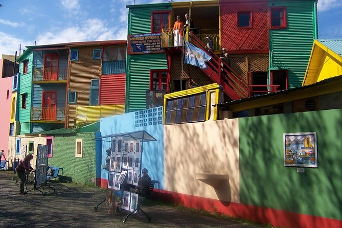The Essential Private City Tour - Buenos Aires 101