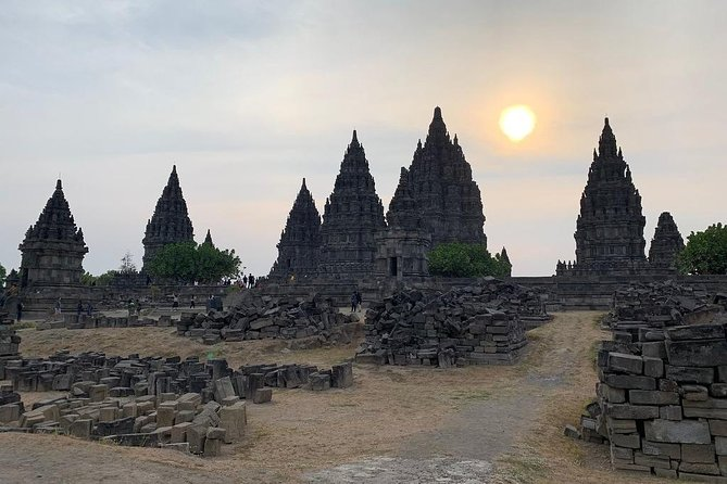 Private Tour : Prambanan Sunset