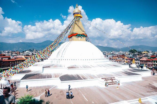 Kathmandu City in One Day with Bodhnath Stupa