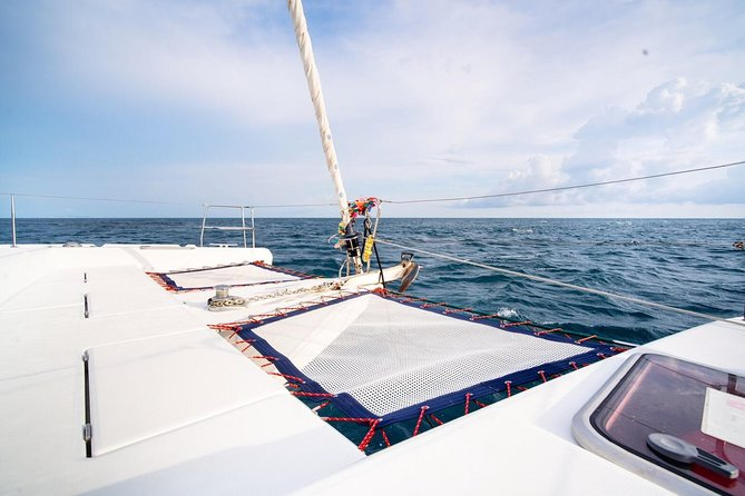 Phuket Private Catamaran Charter - Cruise nearby islands in style