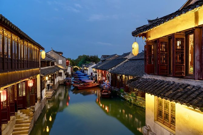 Private Tour to Zhouzhuang Water Town from Shanghai with Lunch photo 6