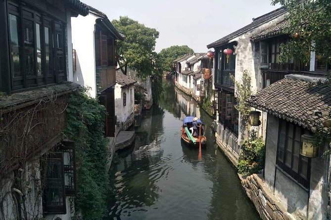Private Tour to Zhouzhuang Water Town from Shanghai with Lunch photo 2