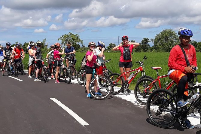 Lombok Easy Biking Tour
