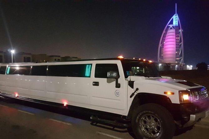 Luxury Limousine Ride | Dubai | Celebration | Nightlife