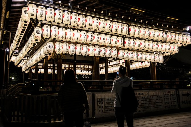Gion and Geisha spotting area guided tour in Kyoto photo 3