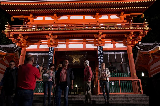 Gion and Geisha spotting area guided tour in Kyoto photo 6
