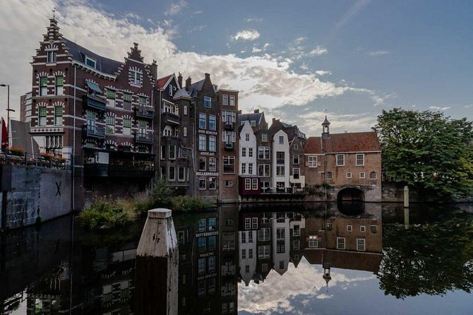 Vist the historical Delfshaven from the 17th century