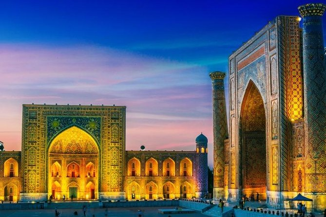 Samarkand Full Day Private Tour: Explore, Experience and Enjoy Like A Local
